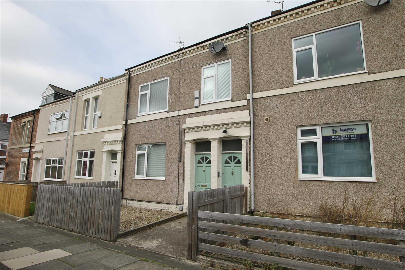 Mowbray Street Newcastle Upon Tyne, 2 Bedrooms  Flat ,For Sale